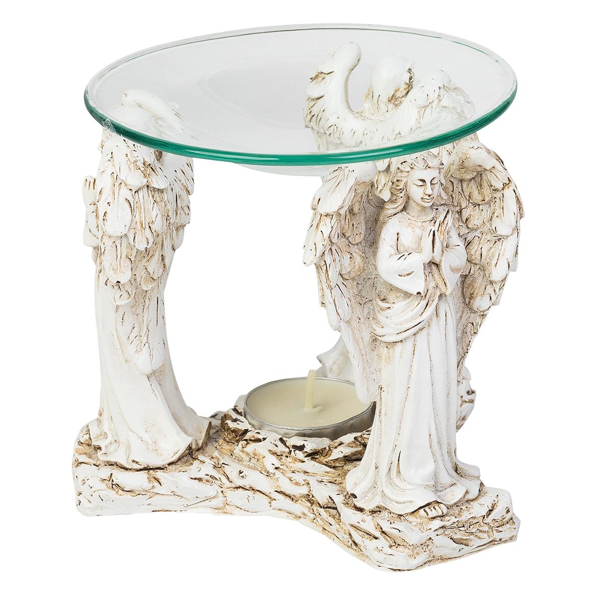 Angels Polyresin Oil Burner – Wonderincense